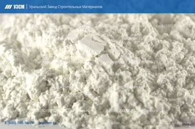 Микрокальцит от УЗСМ Уральский Завод Строитель ТУ 5743