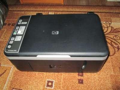 МФУ HP DESKJET F4100