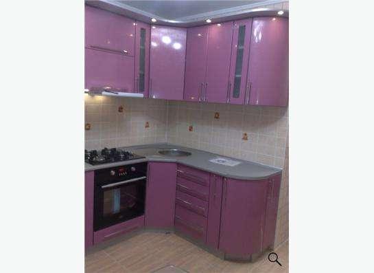 Кухонные гарнитуры по индивидуальным размерам в Нижнем Новгороде фото 6