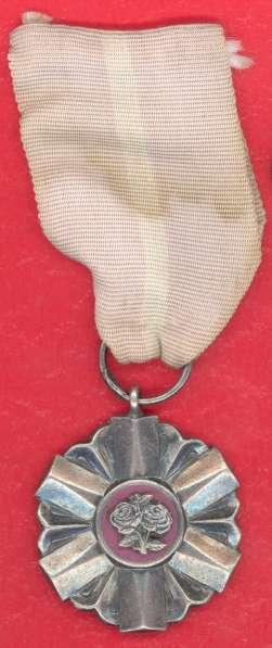 Польша медаль За долголетнюю супружескую жизнь
