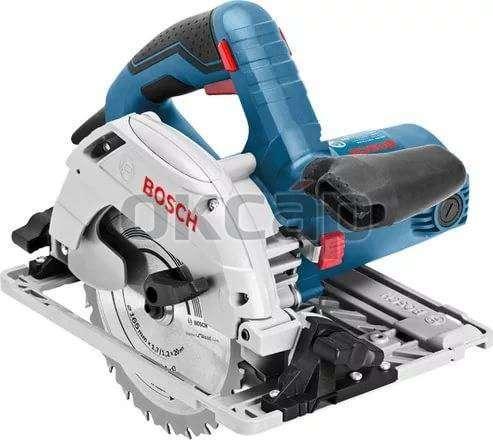 Пила дисковая (циркулярная) Bosch GKS 55+ G 0601682000