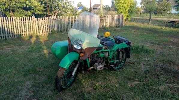 Продам мотоцикл Урал (1979 г. в) ИМЗ 8.103