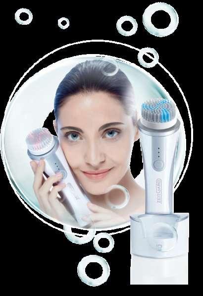 Прибор для глубокого очищения кожи и омоложения