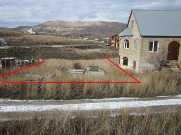Земельный участок под заповедником Карадаг