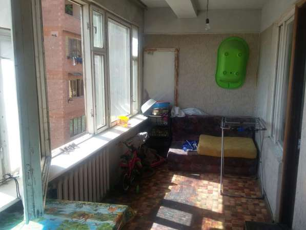 3-х комнатная кв. - 112,7 кв/м, камен. дом, 2 балкона в фото 9