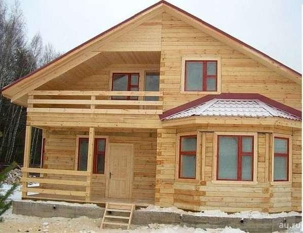 Строительство деревянных домов, пристроек.