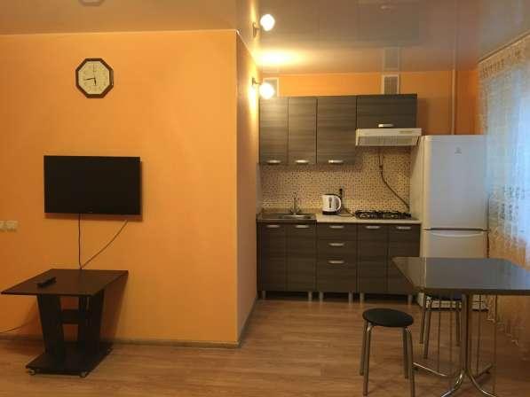 Квартира-студия на часы-сутки в Ярославле