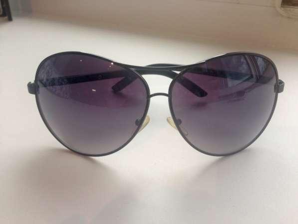 Очки солнцезащитные новые
