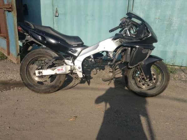 Мотоцикл на разбор