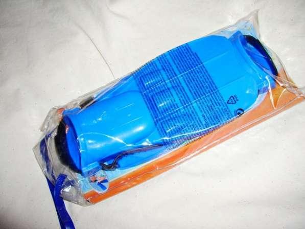 Ласты для плавания синие р35-37 Intex новые