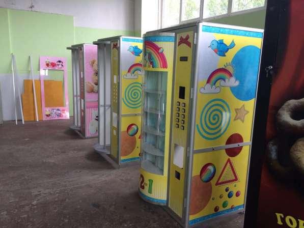 Аппарат по продаже игрушек в Москве фото 3