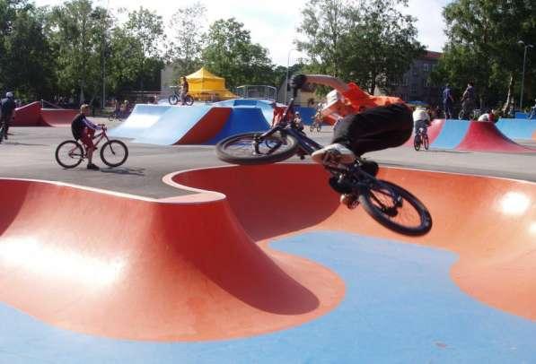 Строительство спортивных, игровых и детских площадок в Екатеринбурге фото 3