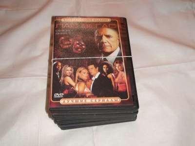 "Сериал""Лас вегас"" на 6 DVD"