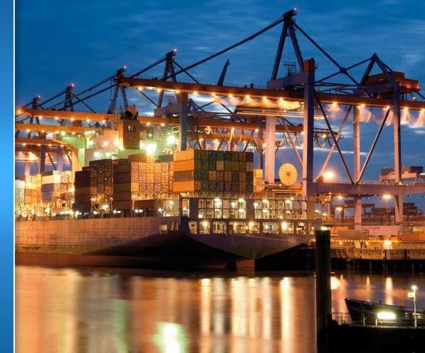 Поставка обладнання з Німеччини - BALTECH Express Logistics в