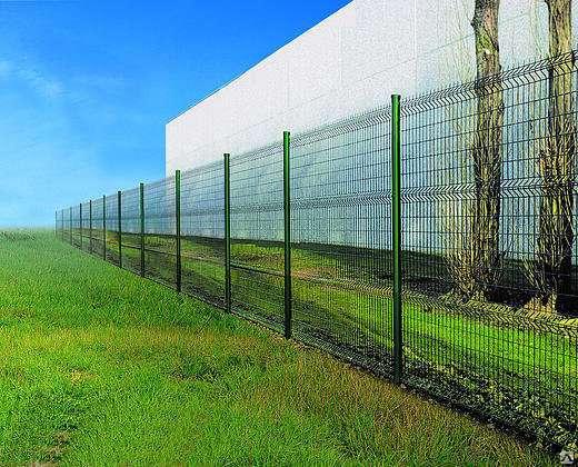 Еврозабор 3Д забор Полимер 2030х3000х4 мм