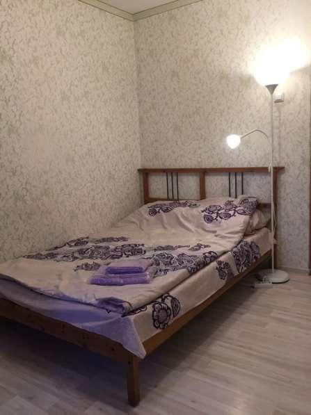 Двухкомнатная квартира у метро Приморская в Санкт-Петербурге фото 6