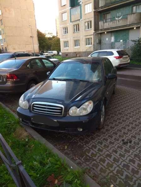 Hyundai, Sonata, продажа в Санкт-Петербурге