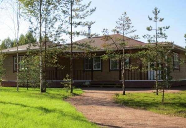 Дом 125 м2 на участке 9 сот.