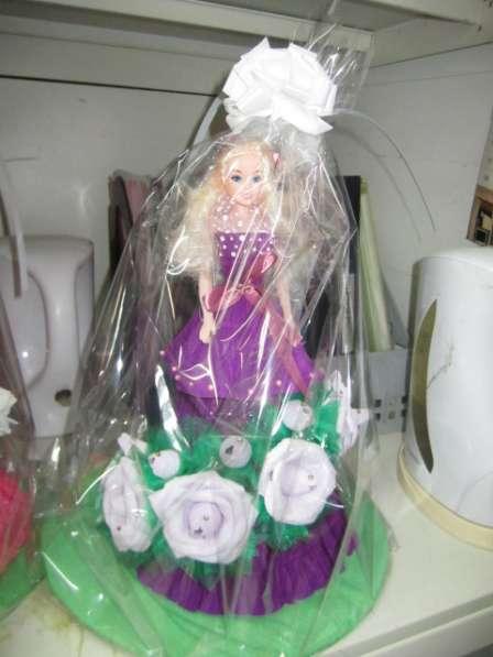 Куклы с конфетами
