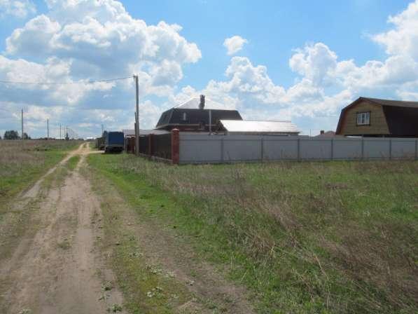Участок 15 соток под ижс в Алеканово, слева от Сказки
