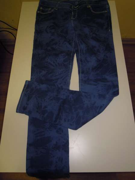 Варёные джинсы S-ка