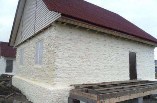 Утепление пенополиуретаном дома, кровли, стен, мансарды, балкона