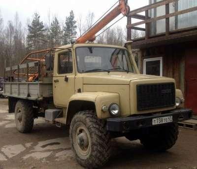 буровую машину ГАЗ БКМ 317-01
