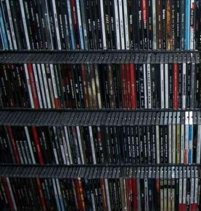 CD диски б/у
