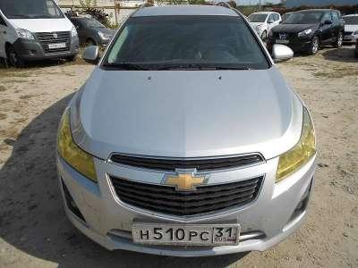 автомобиль Chevrolet Cruze