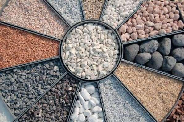 Песок и щебень от производителя в Крыму