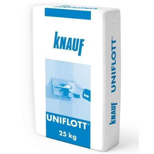 Шпаклёвка Knauf Uniflott, 25 кг