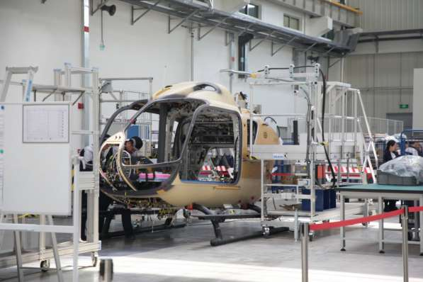 AIRBUS HELICOPTERS H130 под заказ с Европы в Волгограде фото 3