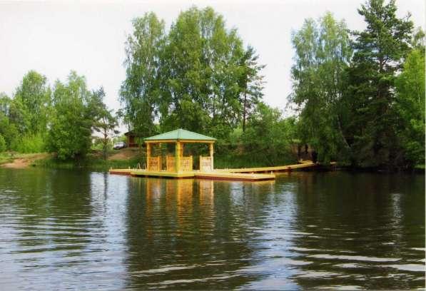 Продается база отдыха на Рыбинском водохранилище в Рыбинске фото 7