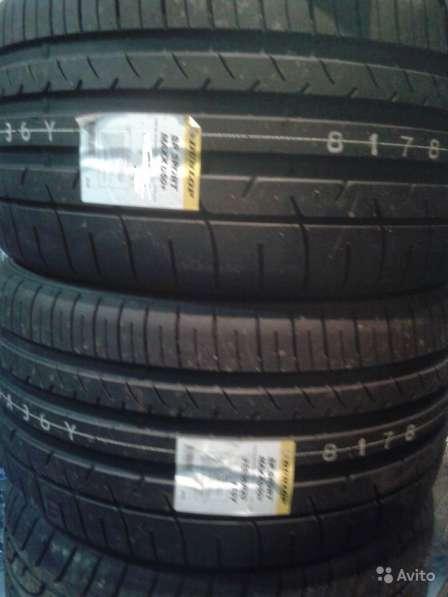 Новые комплекты 255/55 R19 SP Sport Maxx050+