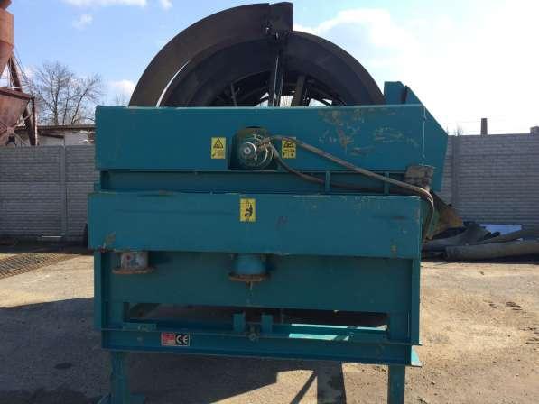 Классификатор для промывки песка трайден 1, спирально-ковш