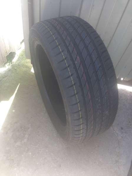 Новые шины 235/45R17