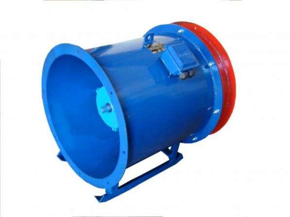 Новые вентиляторы ВОЭ-5 продаю со склада