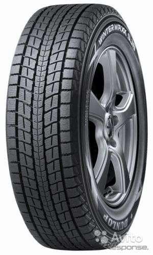 Новые липучки Dunlop 245/55 R19 Winter Maxx SJ8
