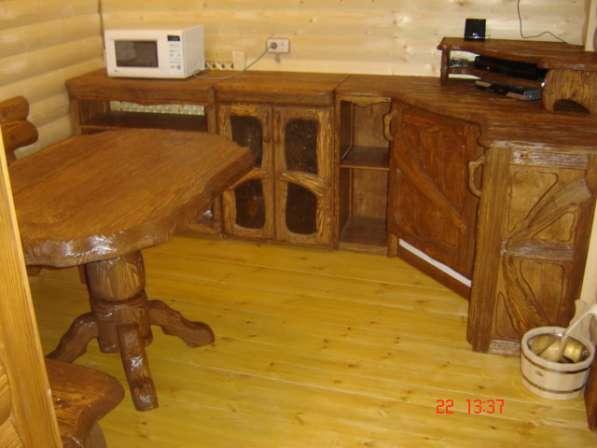 Отделка бань и саун. мебель для бани предбанника в Воронеже фото 10