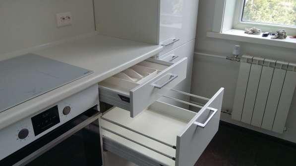 Индивидуальный кухонный гарнитур в Новосибирске фото 5