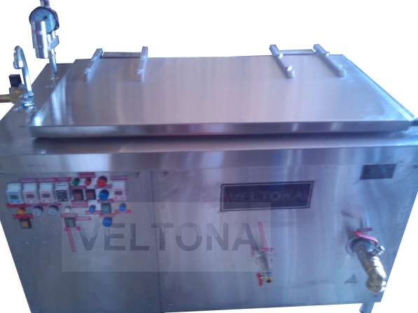 Пастеризатор и охладитель молока КЭ 250 ПО (Нержавейка)
