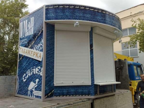Торговый киоск 4000х2800х2700(Н) в Екатеринбурге фото 3