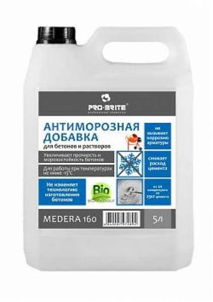 Антиморозная добавка Medera 160 Anti-Frost -15