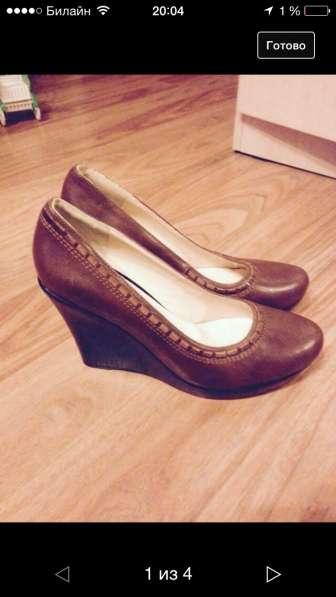 Новые туфли размер 40