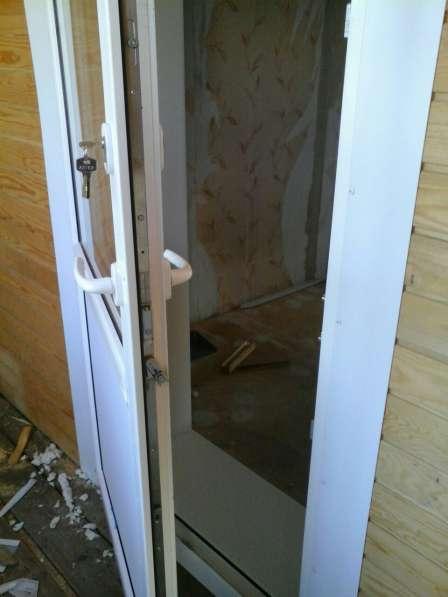 Замерзаете, поможем двери пвх с многозапорным устройст
