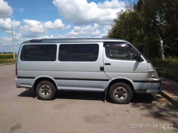 Toyota, HiAce, продажа в Шебекино в Шебекино фото 5