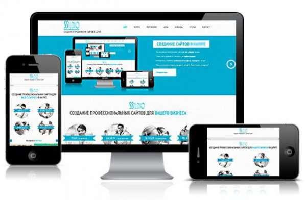 Создание продающих сайтов, мобильных приложений.
