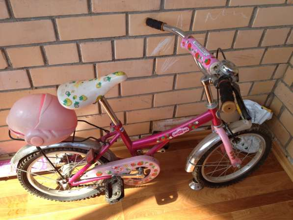 Продам детский велосипед Смешарики