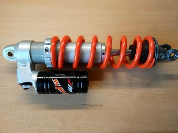 KTM Кросс-эндуро. З. амортизатор