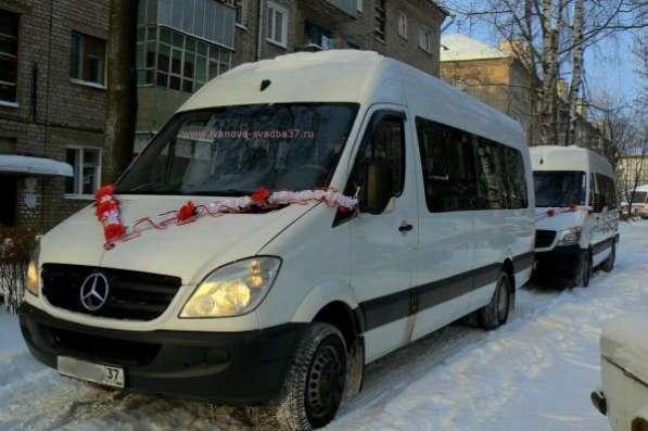 Свадебный автобус для гостей. в Иванове фото 3